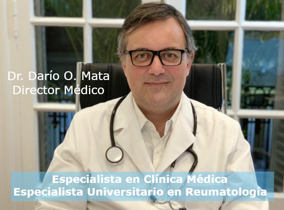 Dr. Darío O. Mata